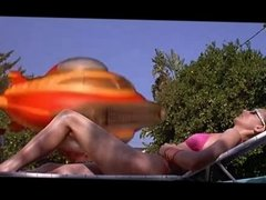 Gina Davis Nips
