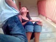 SG - Staircase Girl 1