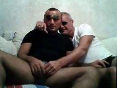 Dutch with his  turkish friend
