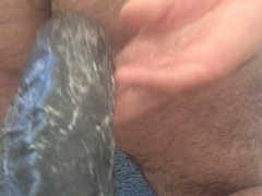 A short video of my happy ass full of dildo.