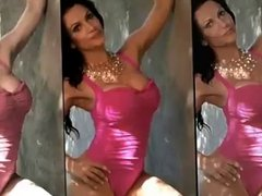 Denise Milani Sexy in Pink - non nude