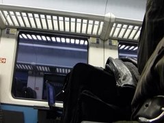 Coolplay in the train
