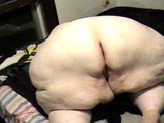 Big Fat Round SSBBW Ass!!