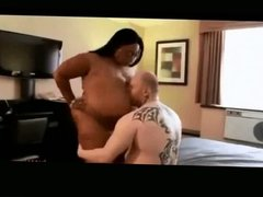 bbw big boobs candi ( Nice fat cow black 14 )