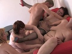 Mature Sexparty 21004
