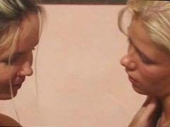 Lesbians go threesome with man
