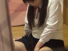 Erotic Voyeurism - Three finger jill off of the school girls
