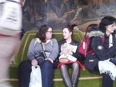 Un peu de up  a Versailles