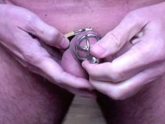 In chastity as punishment
