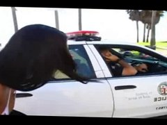 Daisy Marie upholds the cops & makes them horny