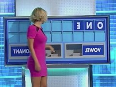 Rachel Riley Tight Pink Dress