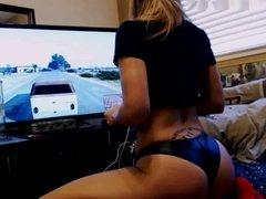 Ass and GTA 5 good mix