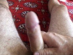 POV - Cumming really good & close up