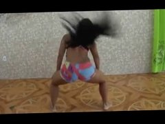 BRAZILIAN TEEN DANCING FUNK