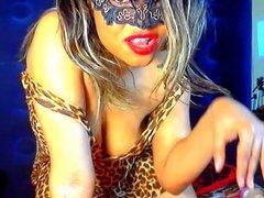 stripper virtual deusa da web