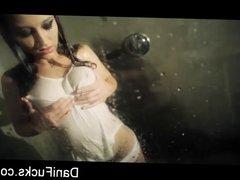 Dani Daniels Showers