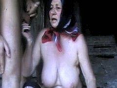 perverted grannies egged by satyriasiss