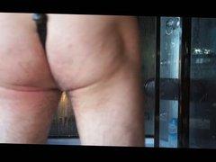 Chastity Slave Wash