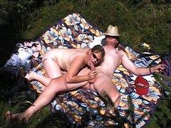 Mr Big Cock Picnic dick