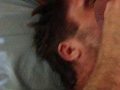 Sucking older guy