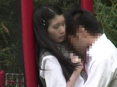Erotic Voyeurism - Minority-Student Public sex VOL.4