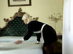 Italian Mature Maid