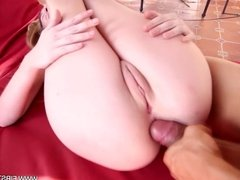 Jayden tests new shaft