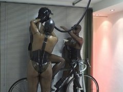 3 rubber ladies