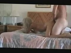 Fucking the wifey in the ass