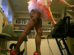 Ballet tutu cross dress
