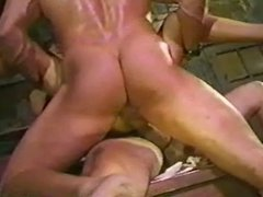 Petite girl in a threesome & D.P. Sex! (1)