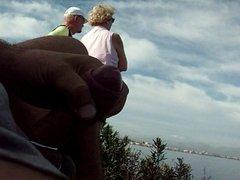 dickflash a mature couple 22