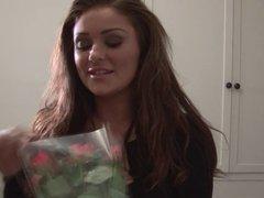 Caitlin Wynters on Webcam