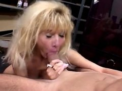 Mature Head #26 (The Experianced Older Blonde Woman)