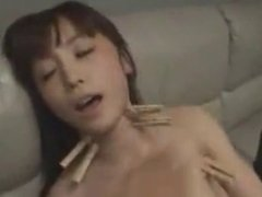 Painful Orgasms For A Japanese M