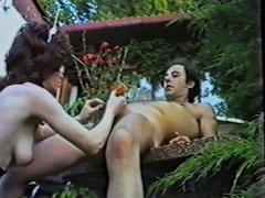Retro Bdsm - Bizarre - Saggy tits - Anal