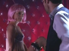 Natalie Portman Stripper Scene