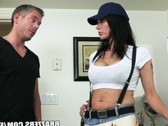 Brazzers - Shay Sights - Laying Pipe like a Pro