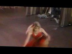 Christina Applegate as Kelly Bundy - Sexy Red Dress Dance