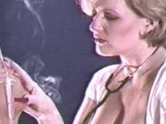 FemDom Colight Smoking Fetish-Nails Megan Tortures Patient 1