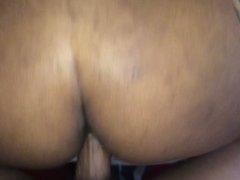 Cream on my dick