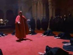 From the film Eyes Wide Shut Ritual Scene.