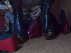Cum on High Heels Mix 134