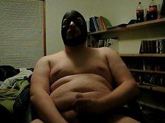 Masked Jerk Off