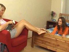 European Lesbian Teens Beautiful Legs