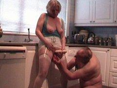 Mature couple! Amateur!