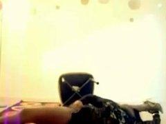 ebony chair dancer