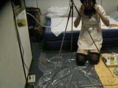 Toilet slave Mimi (2013.06.23) #2