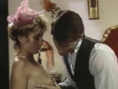 gina carrera in vintage lingerie