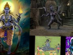The Dance of Kali